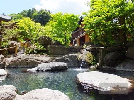関東の混浴のある温泉