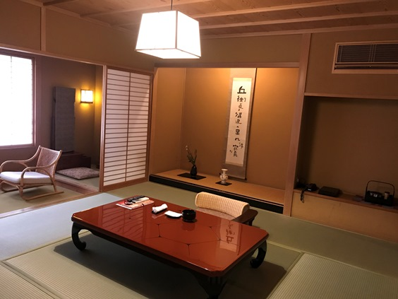道後温泉 大和屋別荘 宿泊 その1 お部屋編 ★★★★