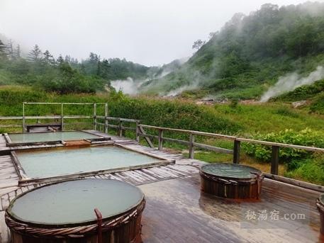 東北の混浴のある温泉