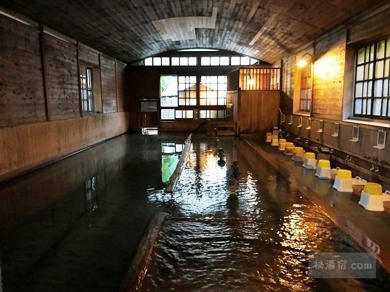 東海の混浴のある温泉
