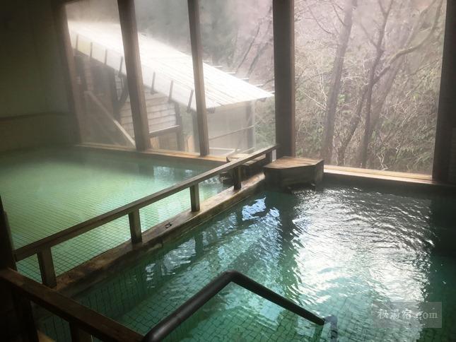 【群馬】仏岩温泉 鈴森の湯 日帰り入浴 ★★★+