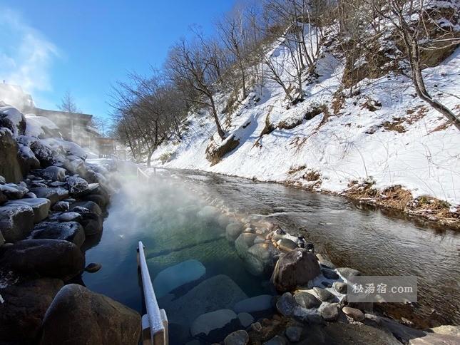 【北海道】養老牛温泉 湯宿だいいち 宿泊 その3 お風呂編