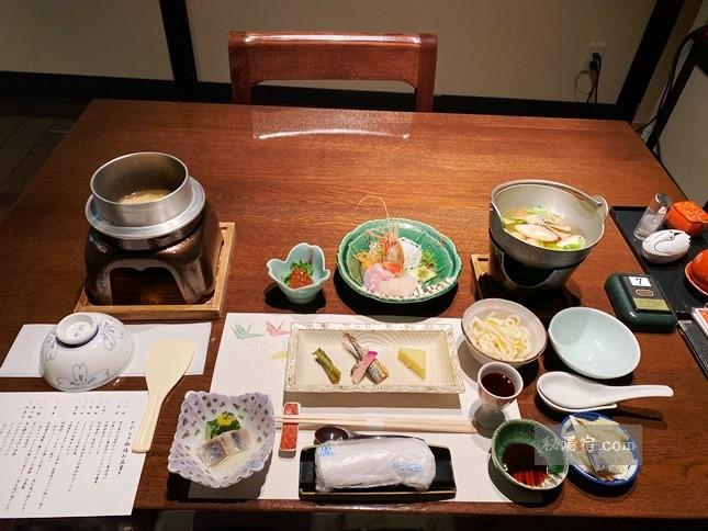 【北海道】養老牛温泉 湯宿だいいち 宿泊 その2 お食事編