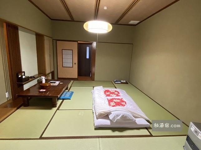 岩間温泉 山崎旅館 宿泊 その1 お部屋編 ★★★