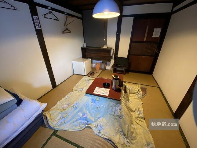 【栃木】北温泉 北温泉旅館 宿泊 その1 お部屋編 ★★★★