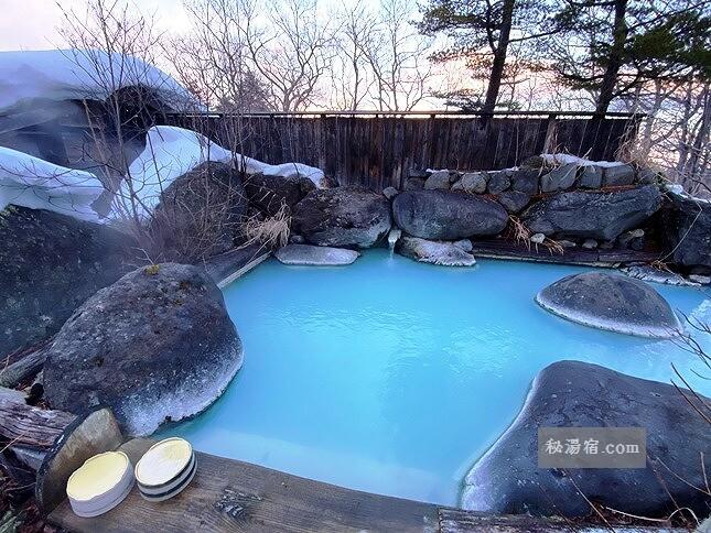 【福島】高湯温泉 吾妻屋 宿泊 その3 お風呂編